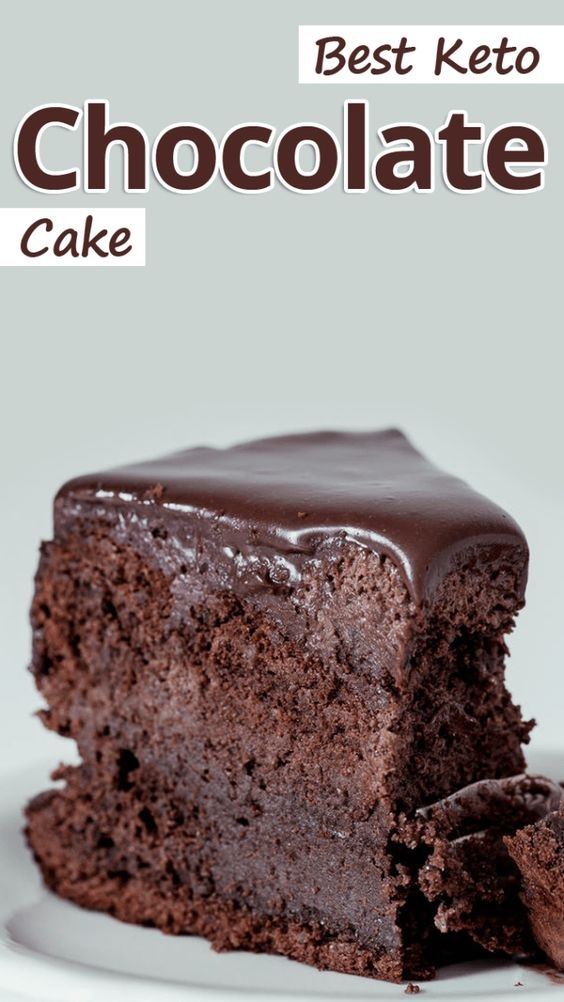 Best Keto Chocolate Cake Recipe