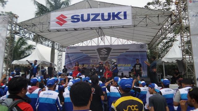 Suzuki Biker Meet 2017