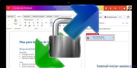 exportar contactos de Hotmail iniciar sesion