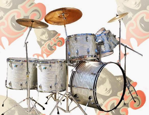 Retro Kimmer S Blog Machine Gun S Favorite Ludwig Drum