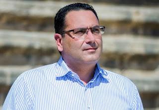 Παραιτήθηκε από την αντιπροεδρία του ΔΗΚΟ ο Πατσαλίδης
