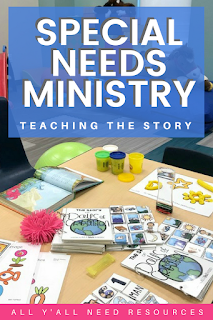 Address learning and physical needs in special-needs ministry