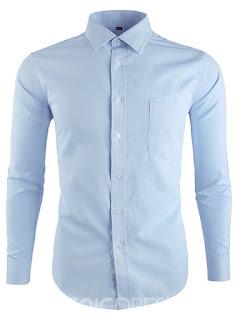 Men's Smart Casual Shirt