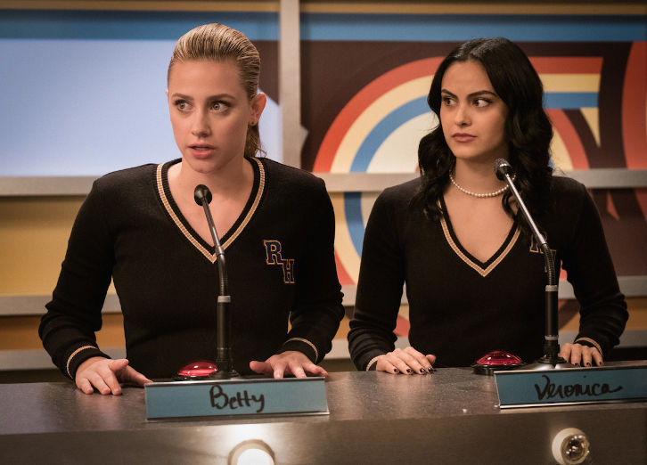 Riverdale - Episode 4.11 - Quiz Show - Promo, Promotional Photos + Press Release