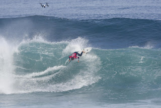 9 Conner Coffin rip curl pro portugal foto WSL Damien Poullenot