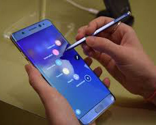 Samsung Galaxy Note 8  Android 7.1.1 Diluncurkan 1