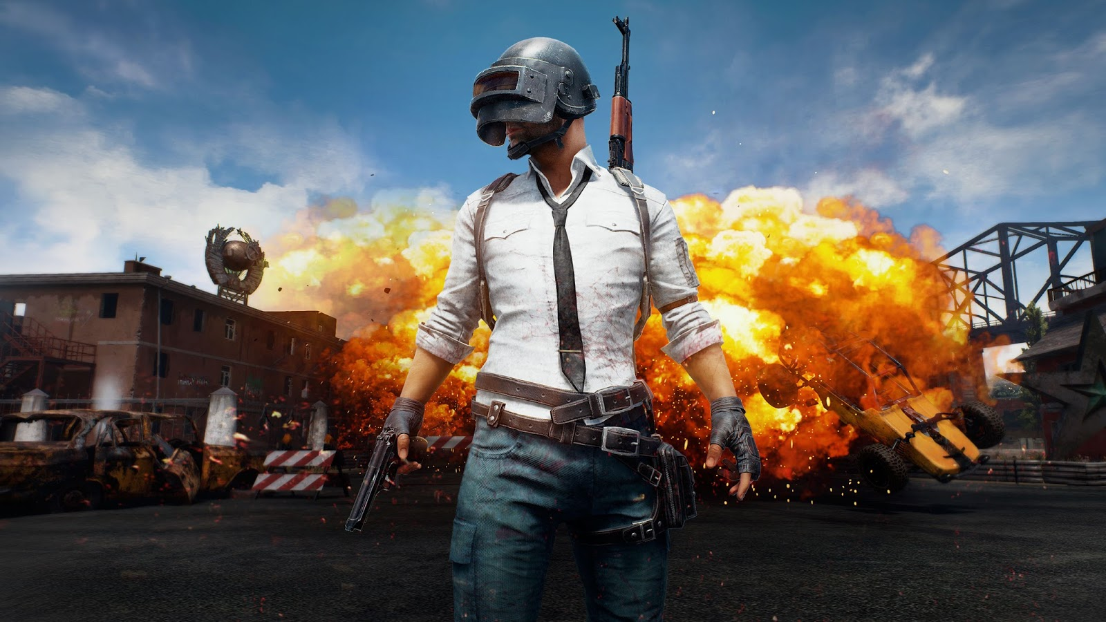 Cara Download & Daftar PUBG Mobile Timi & Quantum (China