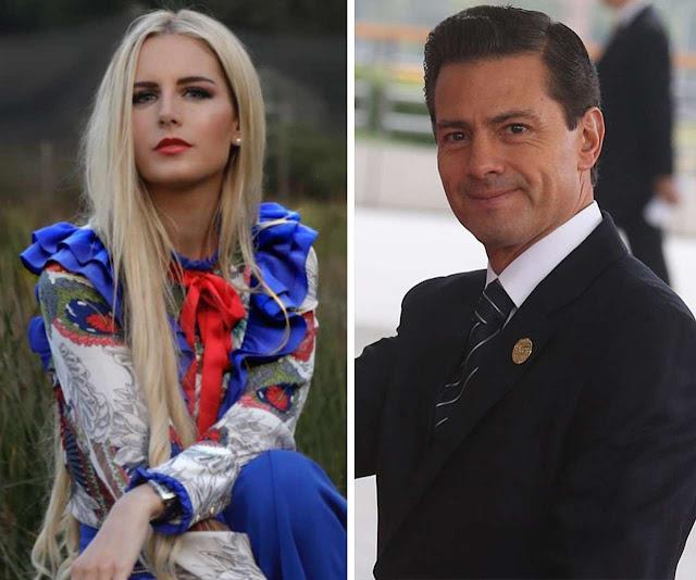 Ellos son los nuevos suegros de Enrique Peña Nieto