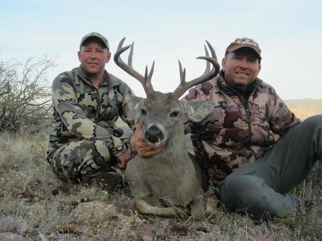 Arizona December Coues Deer Hunt with Colburn and Scott ...