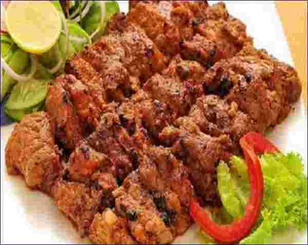 beef behari boti recipe