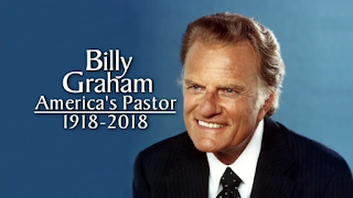 Billy Graham - Pastorul Americii - imagine screen capture de la un video de pe facebook.com
