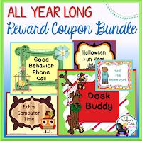 Year Long Reward Coupons Bundle