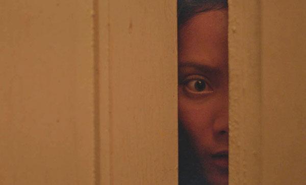 Tara Basro plays Rini in PENGABDI SETAN (2017)