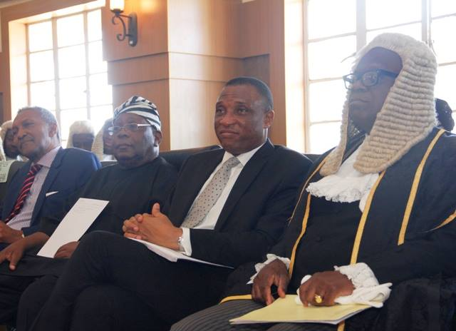 Ambode charges judiciary to ensure quick dispensation of justice
