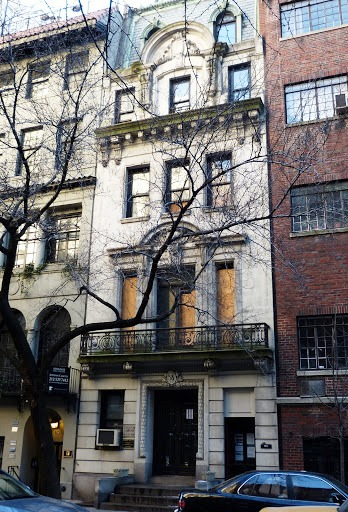 Daytonian In Manhattan The 1909 Arthur Sachs House No