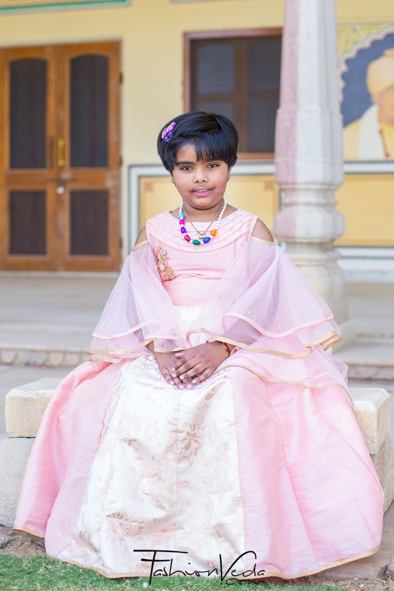 India Kids Fashion Walk – Season II