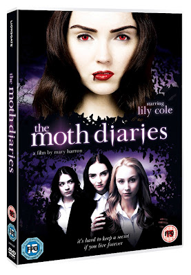 The Moth Diaries DVD review, gothic show, Lily Cole Movies