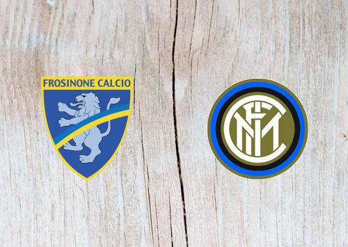 Frosinone vs Inter Milan Full Match & Highlights 14 April 2019