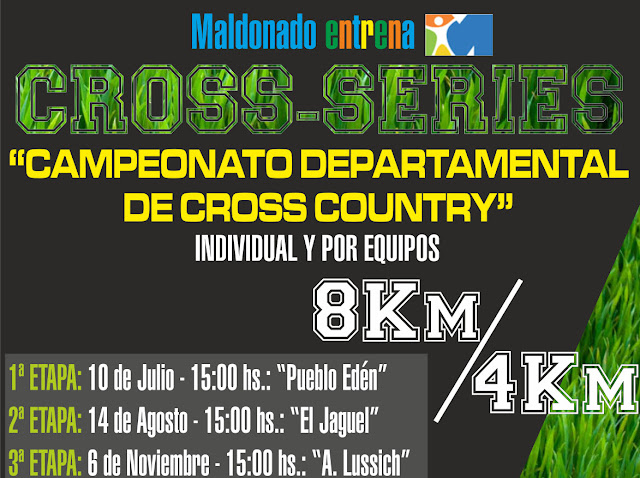 8k y 4k Cross series Pueblo Edén (Maldonado, 10/jul/2016)