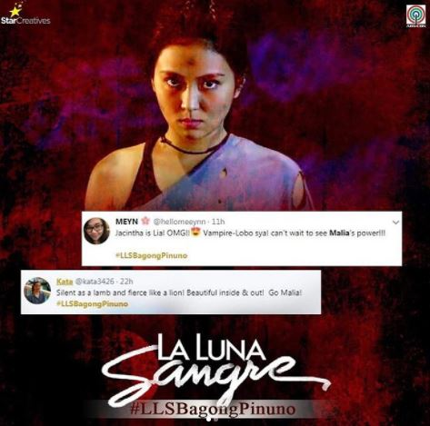 #LLSBagongPinuno Was on The Top Spot of the Nationwide Trend on Twitter! Lia Has Returned!
