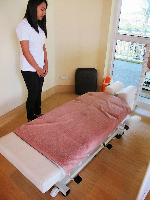 Karada Serendra Japanese Body Therapy Drop Bed Chiropractic Bed