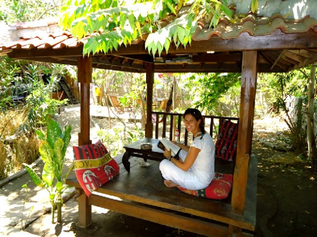 Qué se siente al viajar sola - Patri en Indonesia