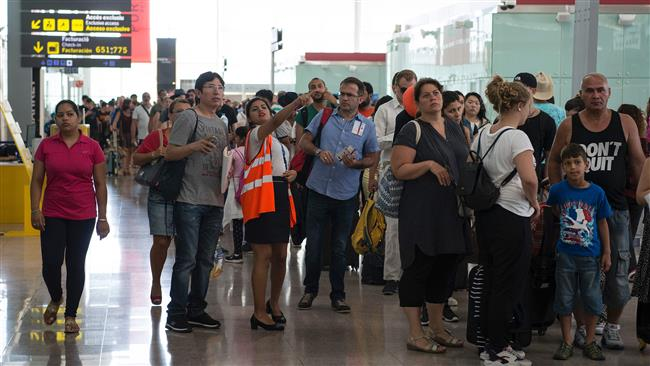 Spanish security staffers to go on strike at Barcelona airport