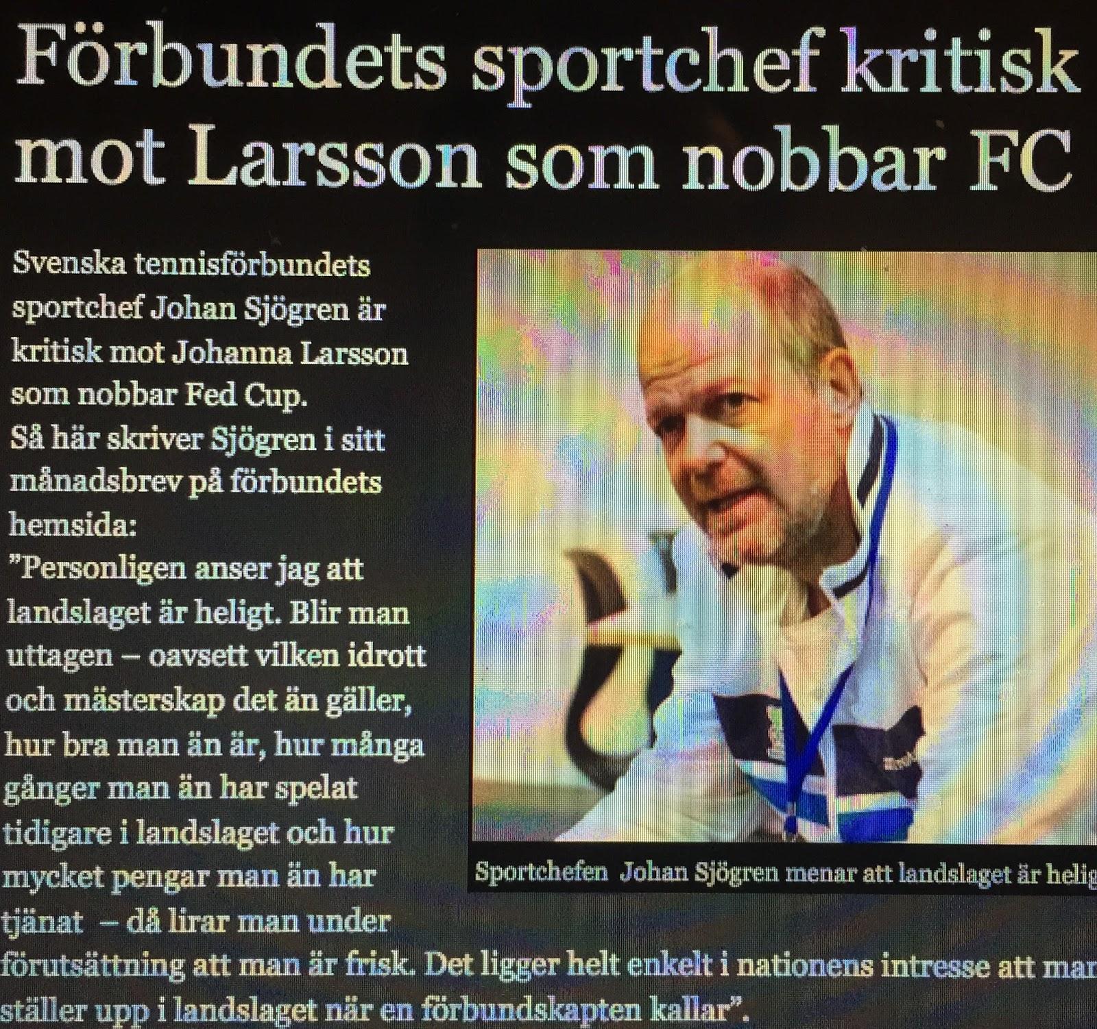 Varldssjuans utbrott pa svenska domaren