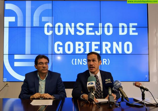 El Cabildo de La Palma aprueba un paquete de medidas en la isla respecto al COVID-19