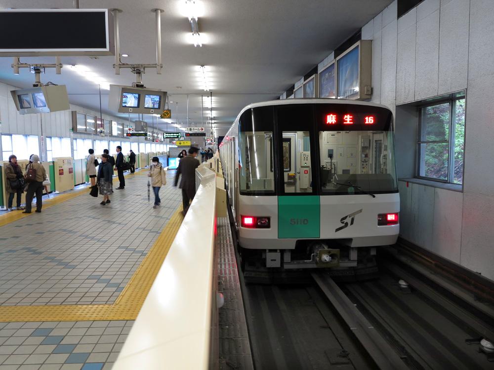Robert Schwandl's Urban Rail Blog: JAPAN - Sapporo Subway ...
