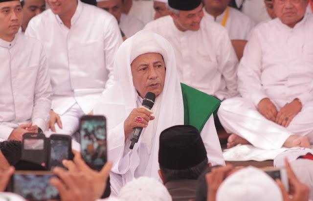 Habib Luthfi: Belajarlah pada Lautan