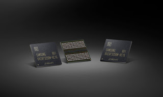 Samsung begins production of  Industry's First 16-Gigabit GDDR6 memory