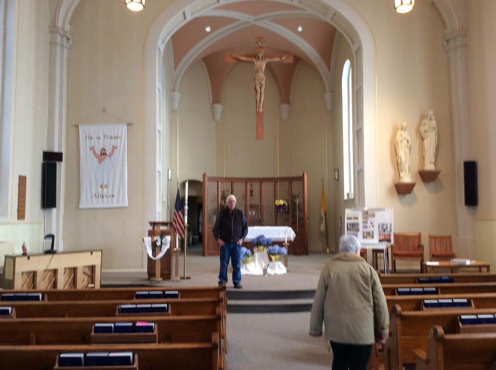 St Joseph Church Joe WI