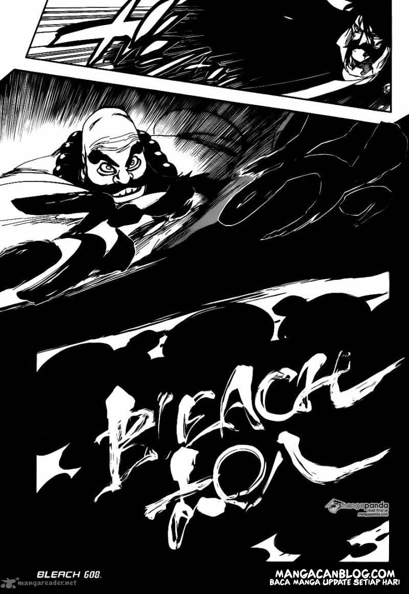Dilarang COPAS - situs resmi www.mangacanblog.com - Komik bleach 608 - Darkness from the Blackest of Black 609 Indonesia bleach 608 - Darkness from the Blackest of Black Terbaru 4|Baca Manga Komik Indonesia|Mangacan