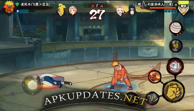 Download Game Naruto Mobile Fighter Apk Offline idea gallery