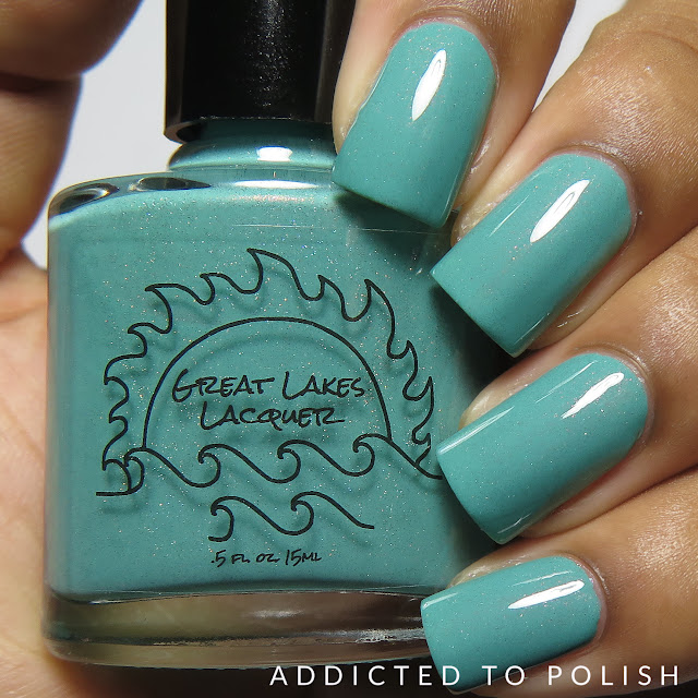 great lakes lacquer the ice is on fire april 2016 limited editions