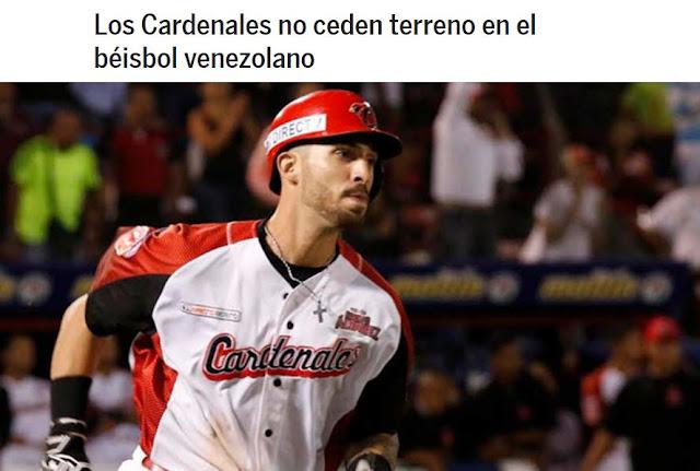 Rangel Ravelo sigue siendo una maravilla en la Liga de Beisbol de Venezuela