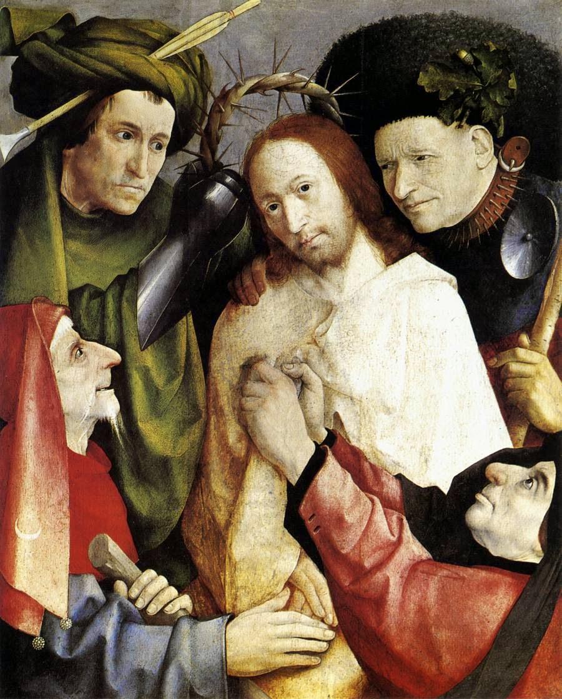 Cristo Coroado de Espinhos - Bosch, Hieronymus e suas principais pinturas