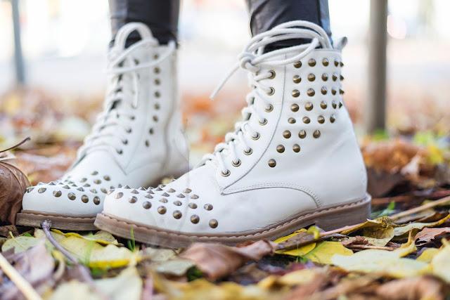 Bronx-weisse-Boots