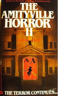 Resultado de imagem para The Amityville Horror Part II de John G. Jones (1982)