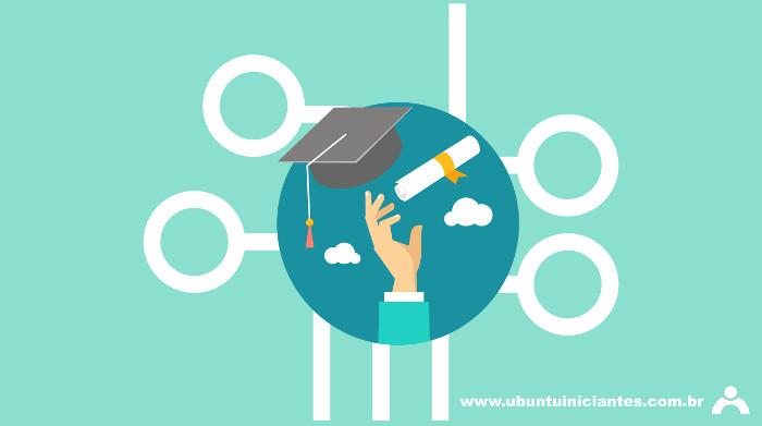 fazer um curso de graduacao na area de ti