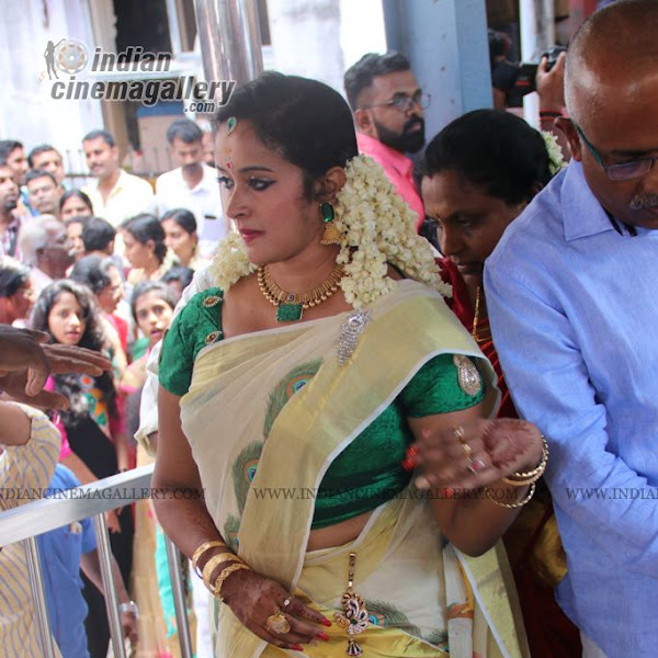 Shalu Menon Marriage function photos