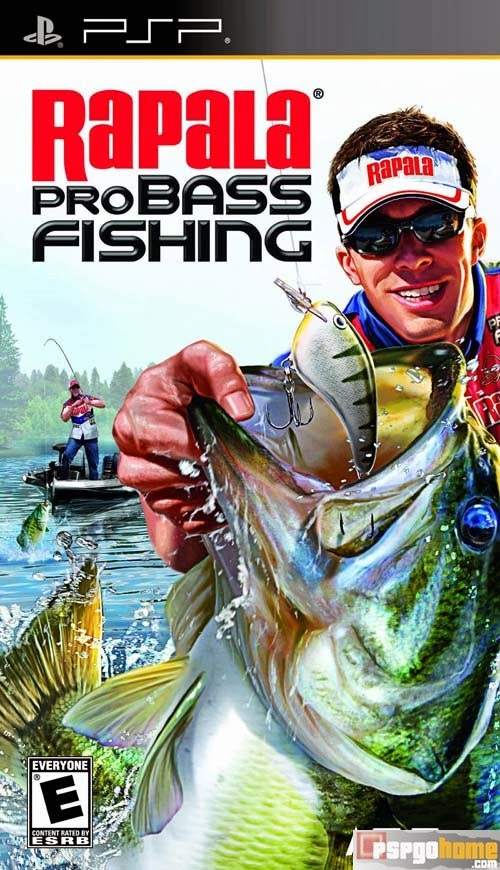 Rapala pro bass fishing download game psp ppsspp psvita free for Pro fishing games