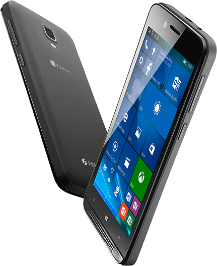 Katana 01 Windows 10 Smartphone goes Sale on Nov 30