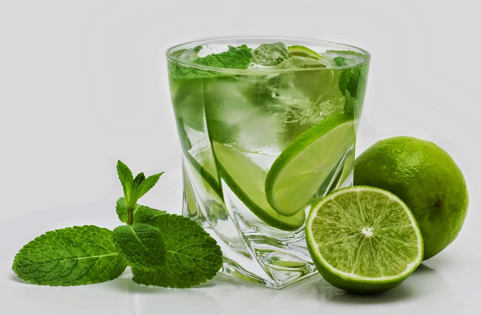 Jugo de limón + Grano Verde