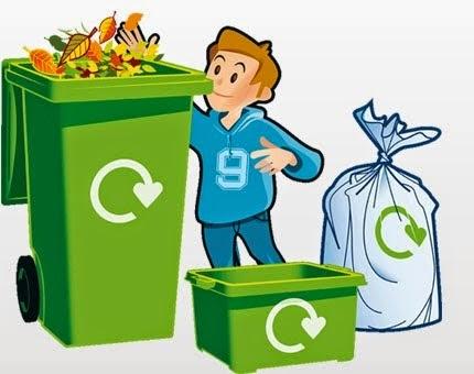 Bỏ rác vào thùng - bạn đã có trách nhiệm