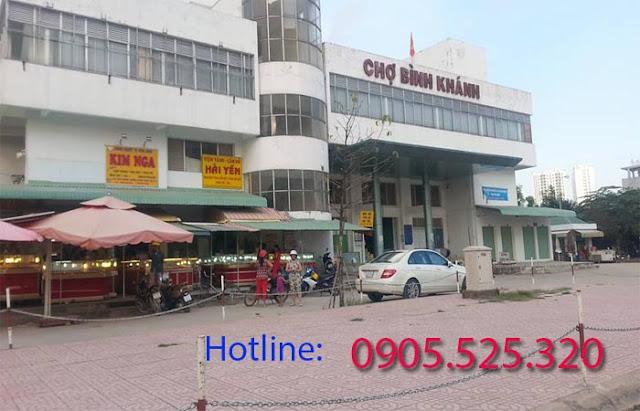 Lắp Đặt Internet FPT Phường Bình Khánh, Quận 2