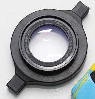 Converter Macro Tambahan Untuk Lensa Kamera