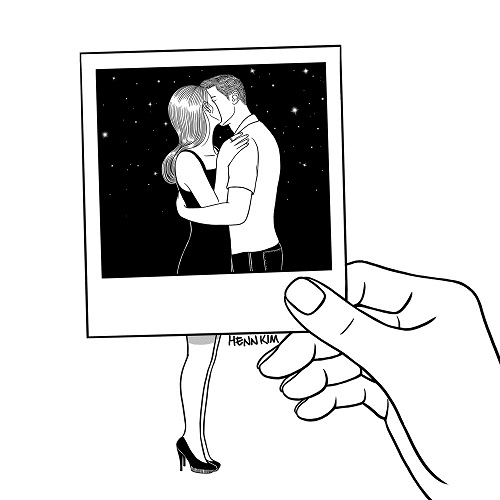 """We used to be together"" by Henn Kim 