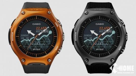 微軟專利授權 CASIO 進軍 ANDROID 智能手錶